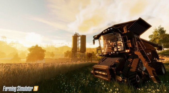 《模拟农场19》全球销量已突破200万份
