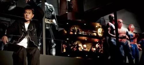 古天乐拍了一部中国人不敢拍的电影,低调用3亿筹备3年亲自出演