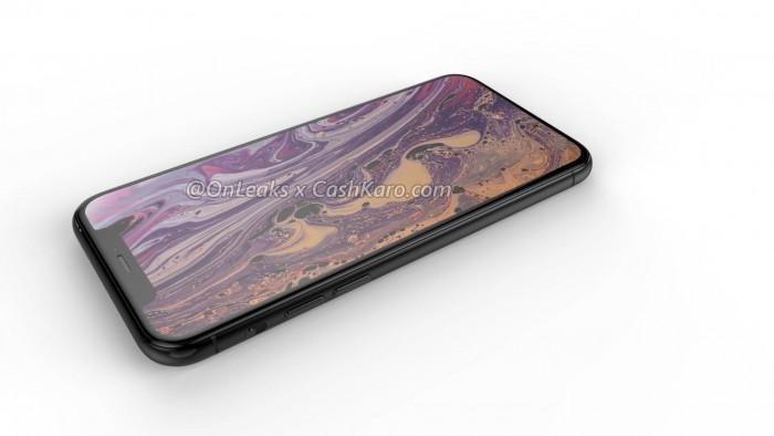 苹果iPhone XI渲染:三摄突起与后壳融为一体