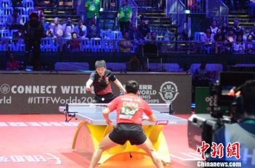 樊振东爆冷止步世乒赛男单16强 马龙、林高远晋级八强