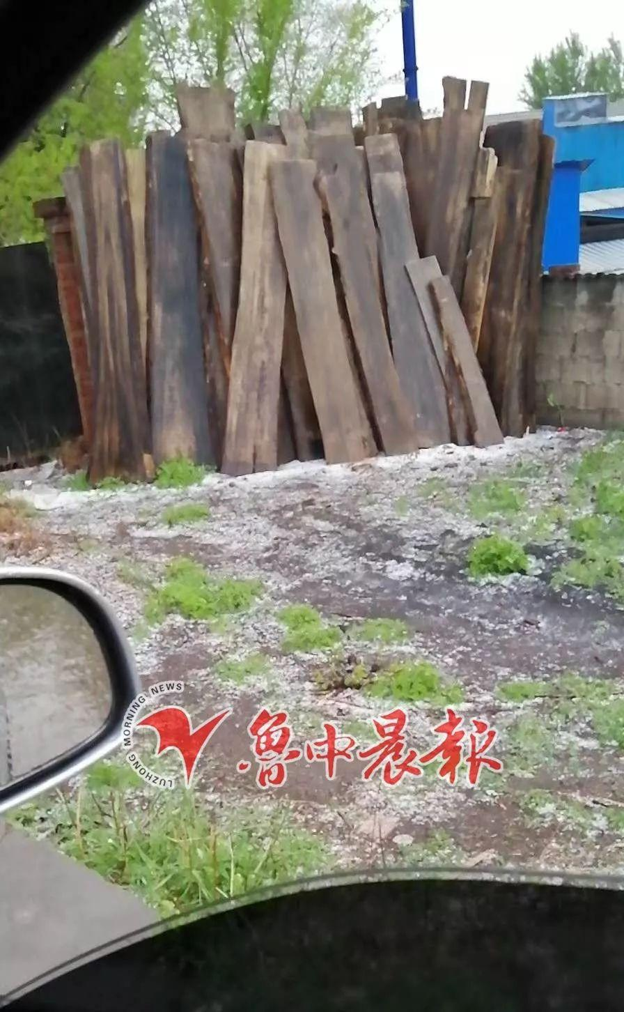 今晨!淄博竟下雪了?!很多地方还有冰雹!更虐的是周末