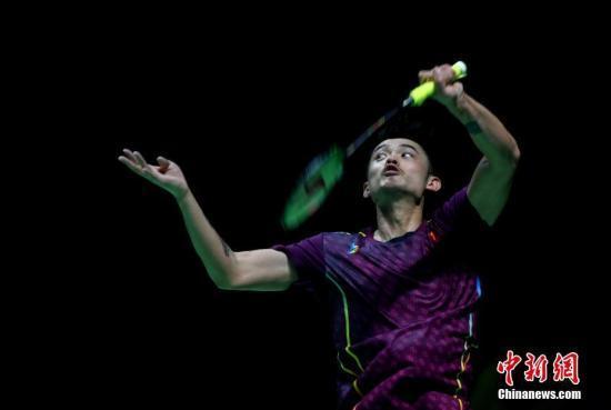 林丹0:2不敌周天成 羽毛球亚锦赛遭遇二轮游