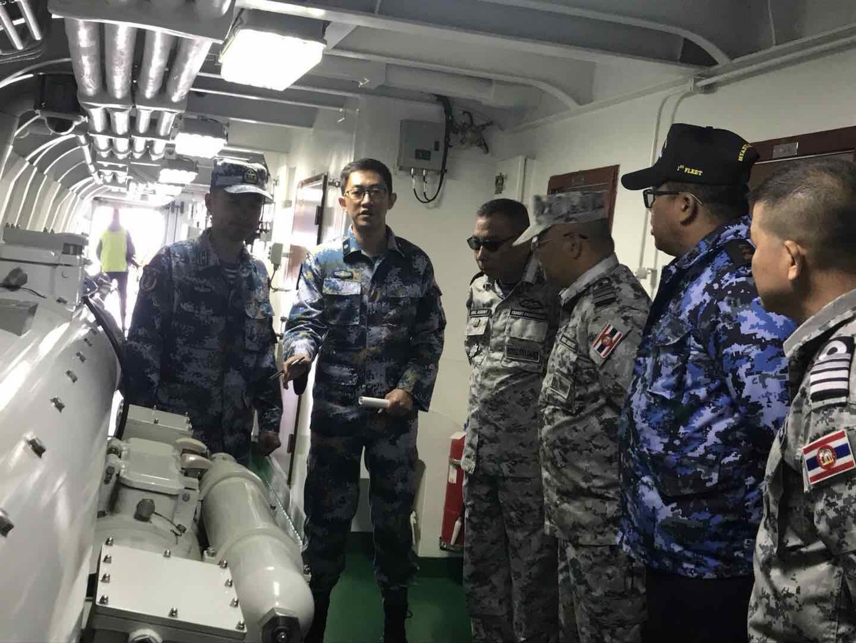 中国与东南亚国家半年内两度海上军演 彰显维护南海和平决心
