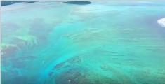 每秒倾泻50亿吨海水