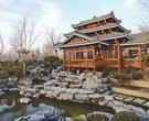 世园会广西园:花湖映楼 绚丽家园