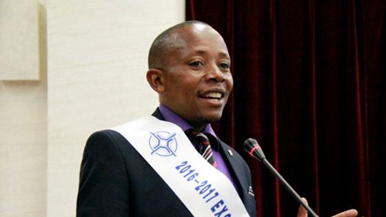 乌干达小伙:是中国交建,成就了现在的我