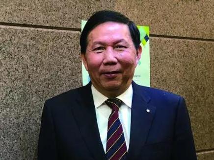 香港中华出入口商会会长:张学修