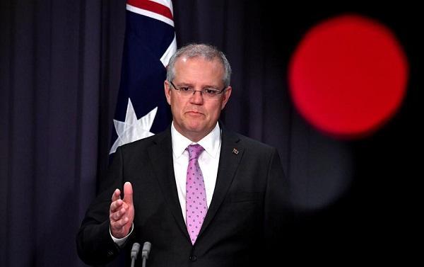 """澳大利亚大选临近 莫里森求连任再拿难民""""开刀"""""""