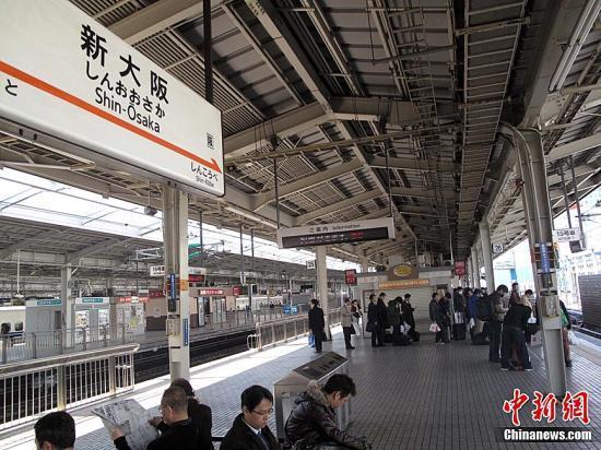 停驶区间扩大到新泻站到哈尔滨名表回收东京站全线;在停电逾3小时后