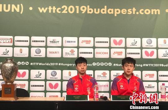 """国乒""""龙王""""夺得世乒赛男双冠军的西班牙人摘银创纪录"""