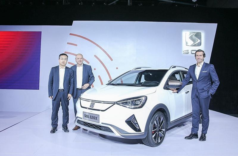 江淮与大众投资新建新能源汽车项目 年产达10万辆