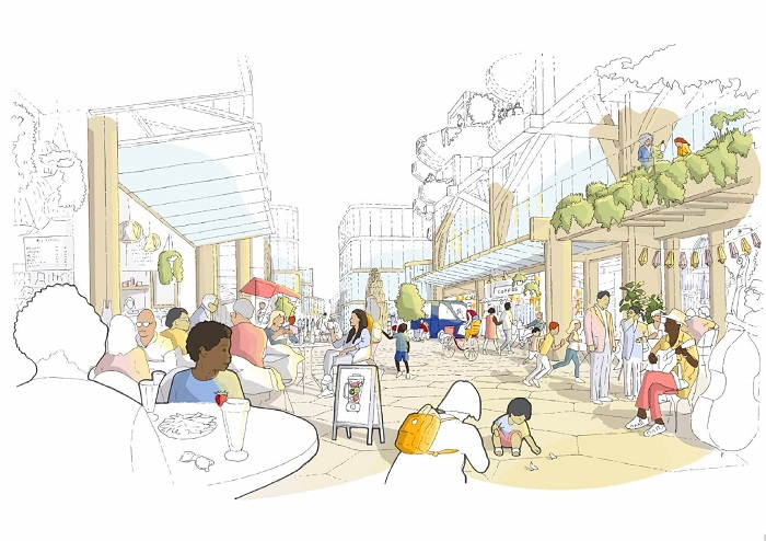Sidewalk提出Quayside智能社区建设方案