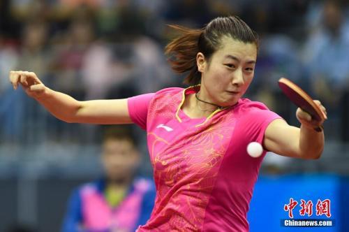 体育观察!中国继续统治日本女乒成过去式的对决 -