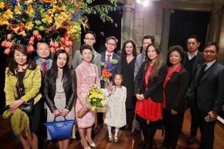 华媒:2881人获颁荷兰王室勋章 包括多位华人