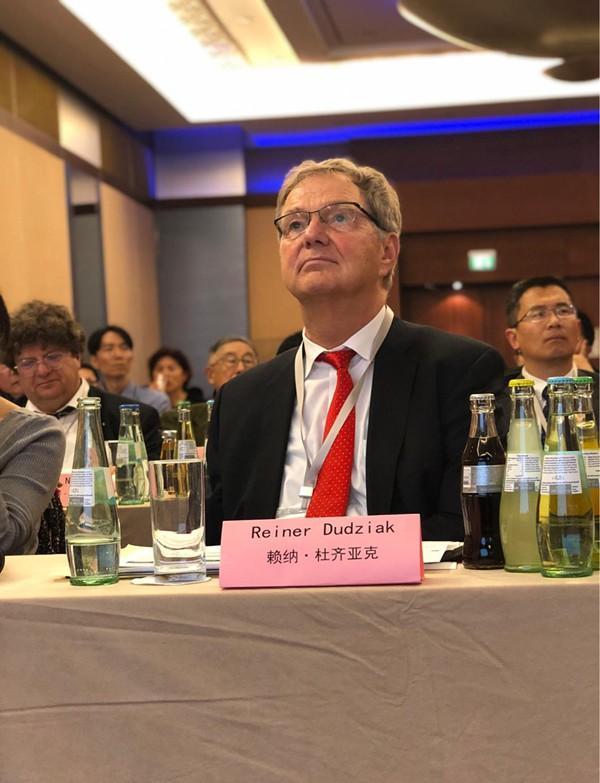 """德国评委点赞贵州: """"坚持发展大数据,未来定能成为支柱产业"""""""