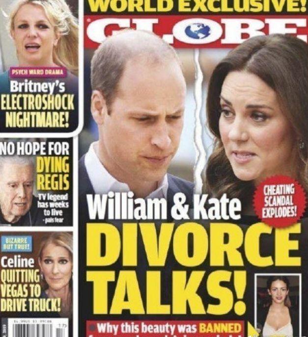 威廉出轨、兄弟反目、离家出走.....最近英国王室的瓜有点