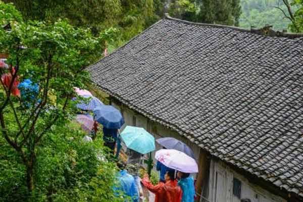 贵州务川挖掘古村资源 助力乡村振兴