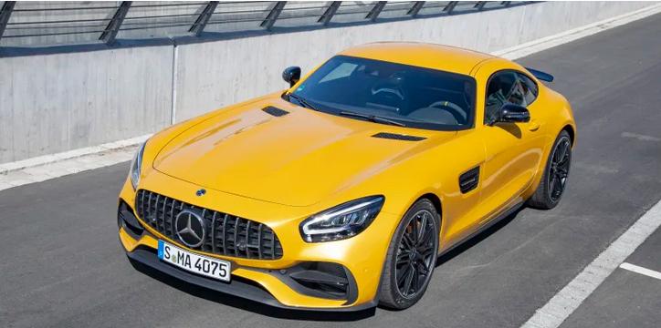 新一代奔驰AMG全系将标配全轮驱动系统