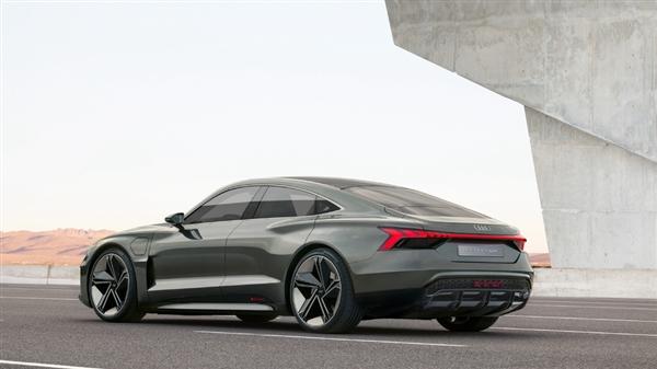 钢铁侠座驾来了 奥迪e-tron GT 2020年或将量产