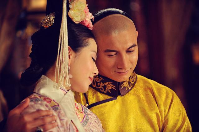 吴奇隆刘诗诗:我们在一起就是幸福的模样