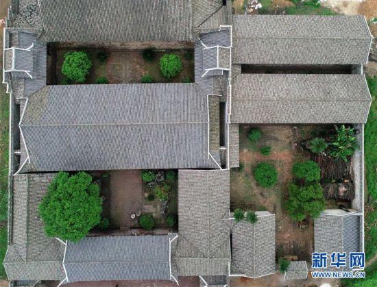 江西南昌:修复古建筑群 打造文旅名村