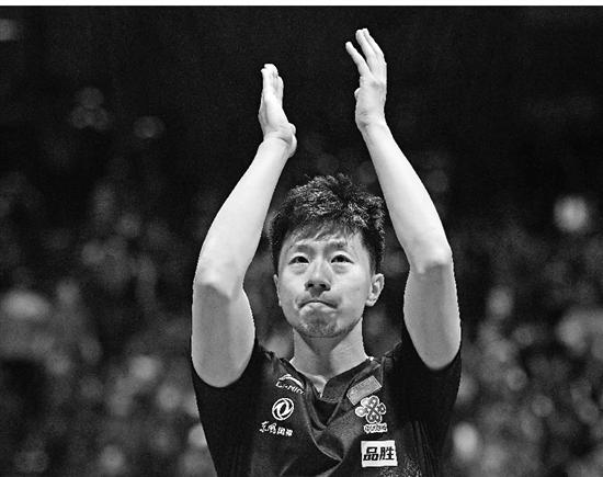 世乒赛男单三连冠追平马龙庄则栋的纪录