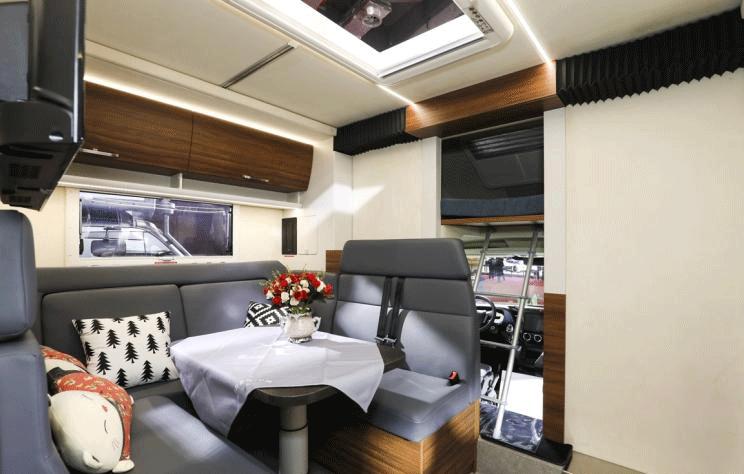 伟昊Q12Plus房车正式上市 售价198万元