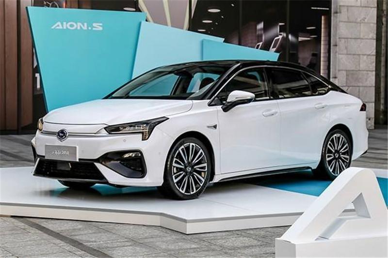 广汽新能源Aion S上市 售13.98万起