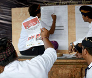 印尼大选累死三百多人