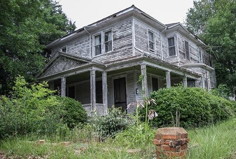 """美国""""时间胶囊""""之家锁住时间半世纪"""