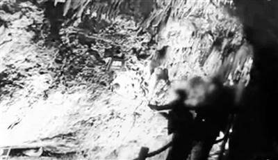 破坏景观偷盗钟乳石,2人被警方刑拘,1人被上网追逃