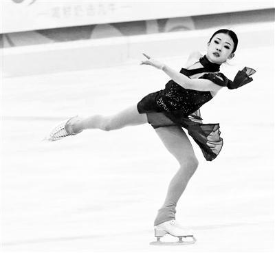 """格林将花费两个滑闭幕:北京的""""全能""""花样滑冰4金姬兰"""