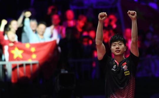 中信2:国乒刘国梁返回一个强大的团队来完成东京奥运会的前哨战