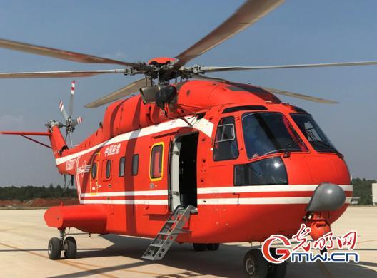 【追梦火焰蓝】直升机如何助力森林灭火?记者高原体验 揭秘空中救援