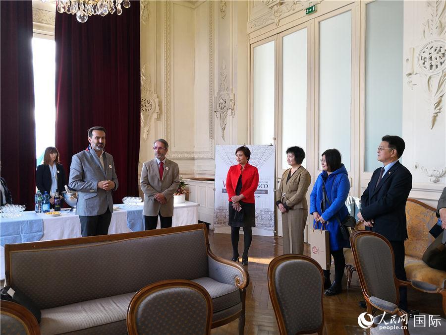 法国市长:法国温泉小镇为中国游客定制疗养模式