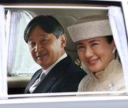 日本德仁天皇5月1日即位