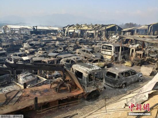 韩国开会商江原道救灾计划 决定提供1853亿韩元支援
