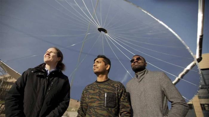 科学家创造了一种高效的太阳能装置来制造氢气