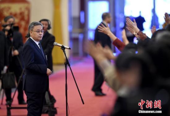 银保监会主席郭树清:近期拟推出12条对外开放新措施