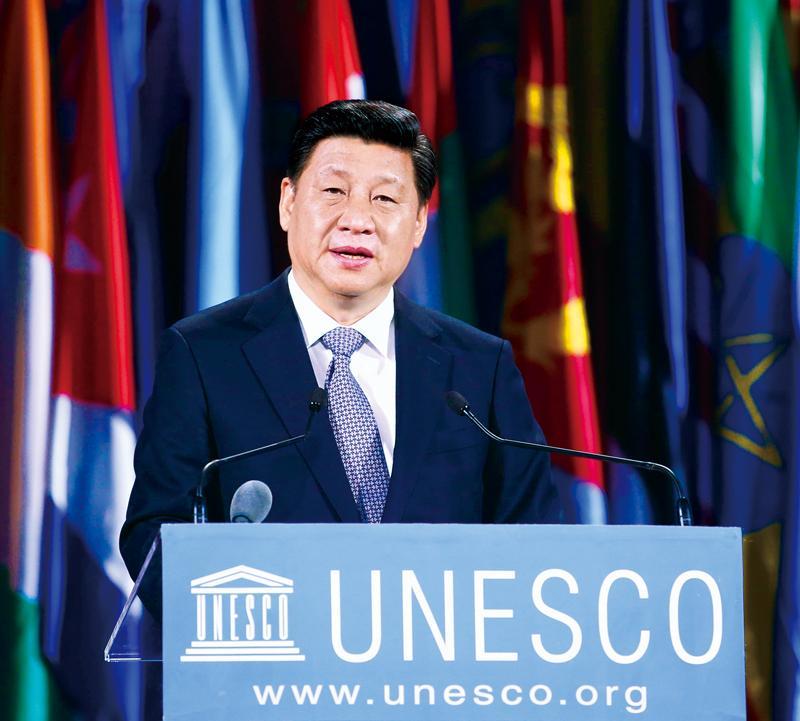 文明交流互鉴是推动人类文明进步和世界和平发展的重要动力