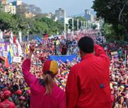 马杜罗发表演讲反内战