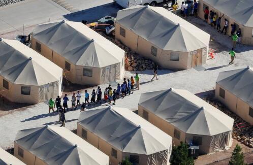 邮件曝光!美官员承认无力团圆被拆散的移民家庭