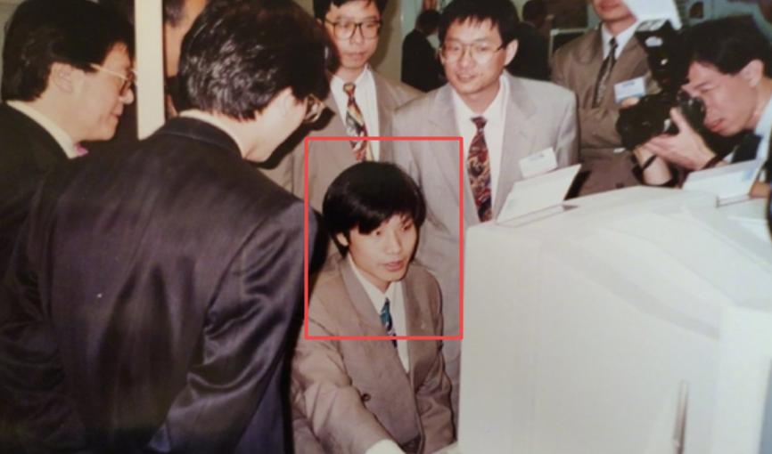 """雷军自曝旧照 自称""""25年前的小帅哥"""""""