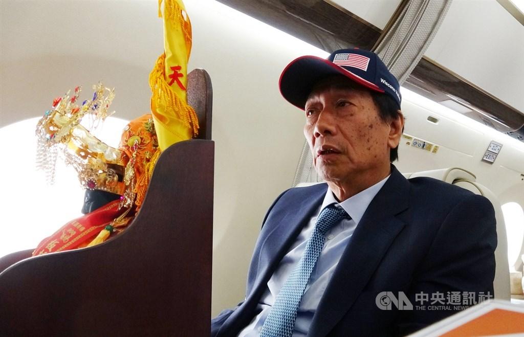 """要辞董事长?郭台铭预告""""退出江湖"""":鸿海没有我也能更好"""