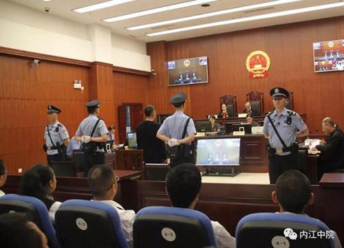 四川厅官青理东受审:任汶川书记期间造成国家损失超千万元