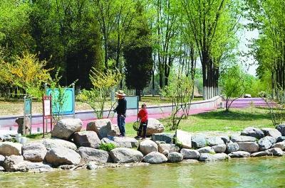 北京世园会的绿色辐射力