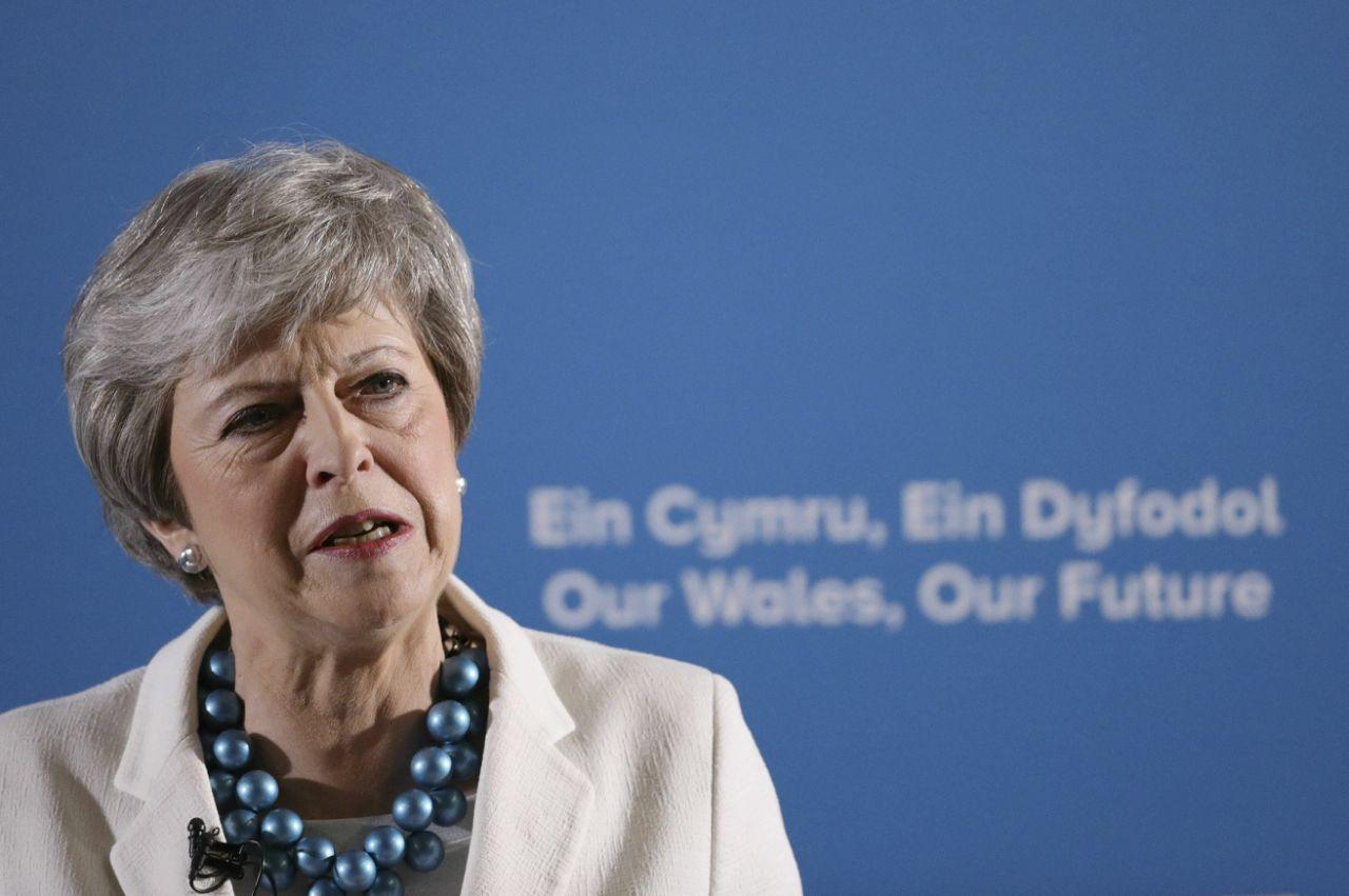 特雷莎·梅被本党成员发难:你为什么还不辞职?