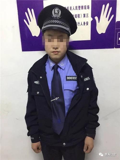 男子冒充警察着警服划拳饮酒 被盘查称没带警官证