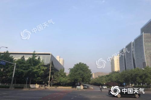 北京今天午后迎降雨 明天最低气温降至10℃