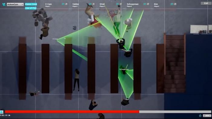 纽约警察局利用VR系统为警官准备逼真的射击场景